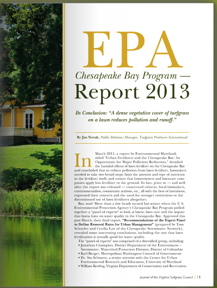 EPA Report Va Turfgrass