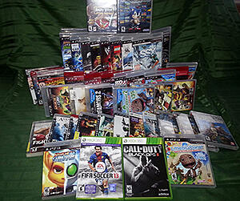 video games b