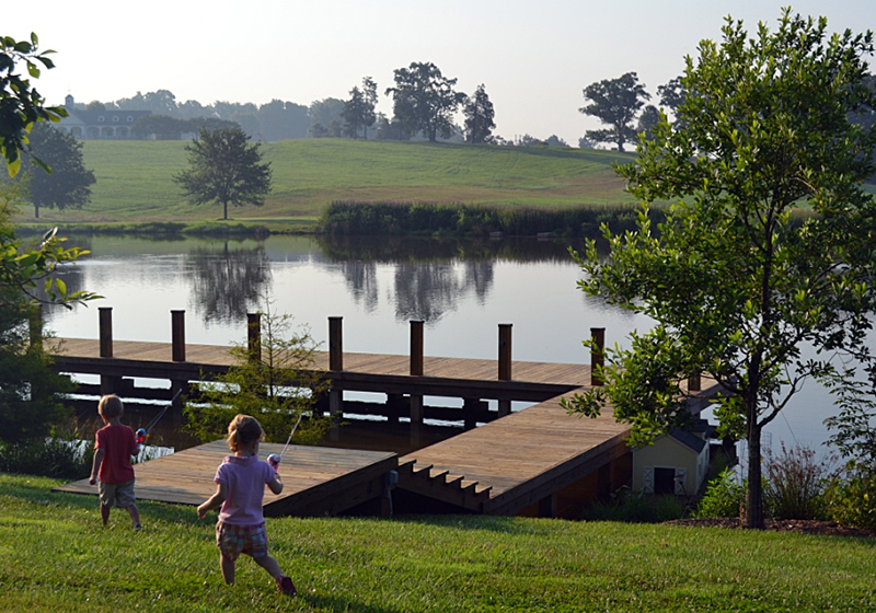 Improve Your Property's Lake