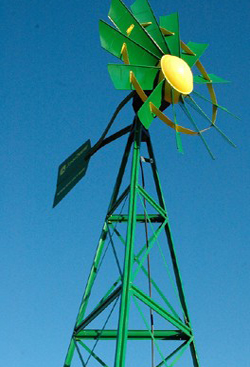 Windmill Aeration Systems