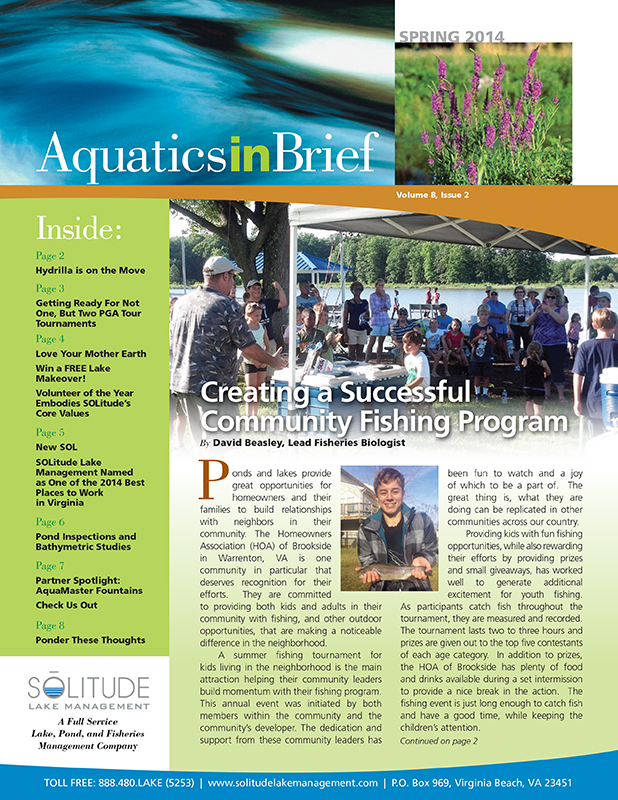 Aquatics_In_Brief_SLM_Spring_Q2_Newsletter_COVER