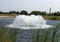 AquaMaster Volcano Lake And Pond Aeration Systems
