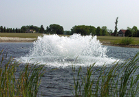 AquaMaster Volcano Lake And Pond Aeration Systems