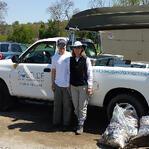 Rappahannock River Clean UP