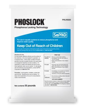Phoslock_55lb_bag