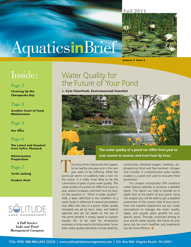 aquatics-in-brief-fall-2011