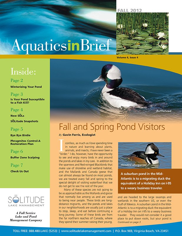 aquatics-in-brief-fall-2012