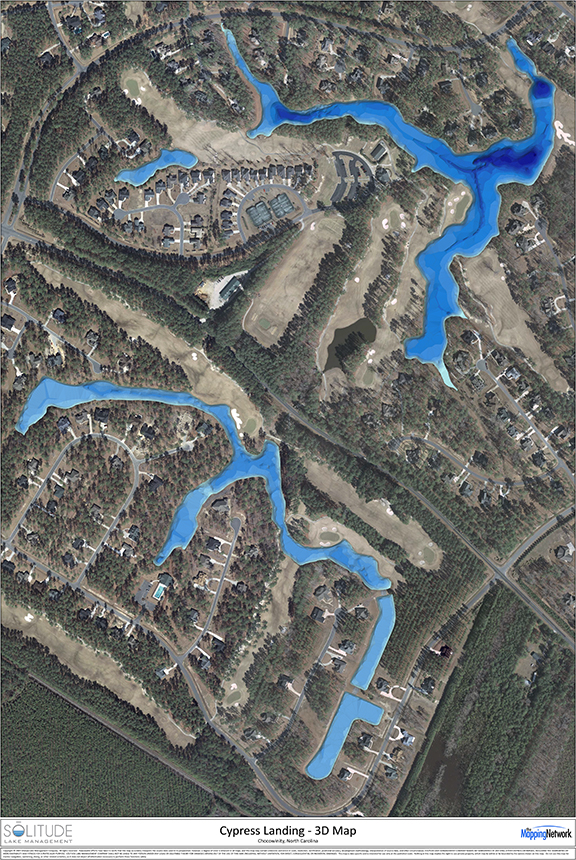 Lake Mapping Services Bathymetry GPS Surface Mapping And More - Lake mapping software