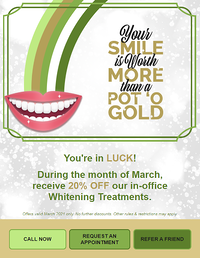 Pot o' Gold Smile
