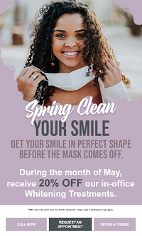 Spring Clean Your Smile