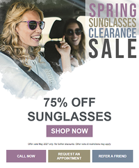 Sunglasses Clearance
