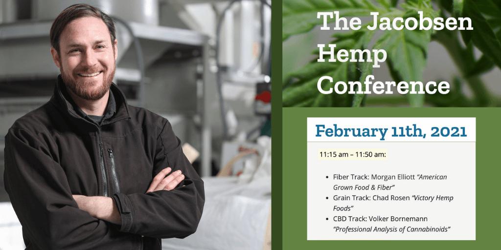 the jacobsen hemp conference