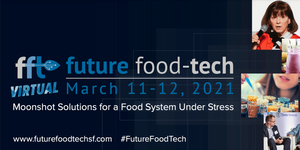 future food tech summit 2021