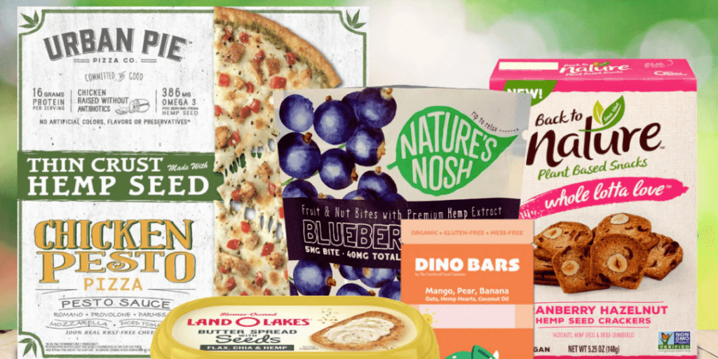 victory hemp foods featured in food business news