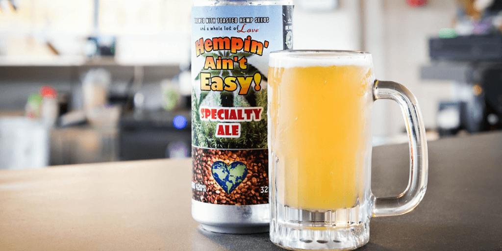 hemp seed beer