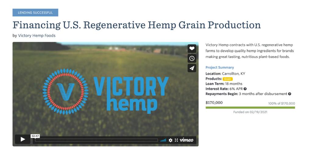regenerative hemp agriculture