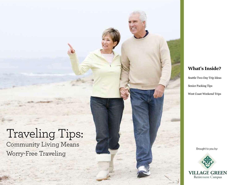 travel tips seniors