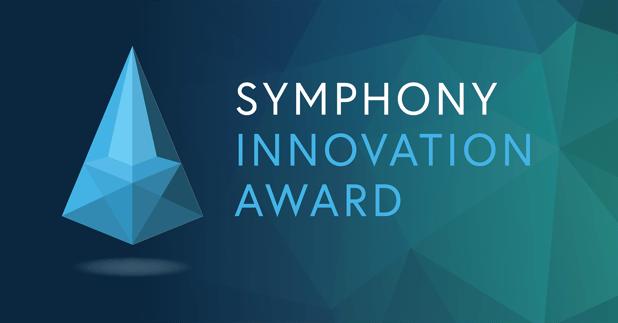 ipushpull receives Symphony Innovation Award