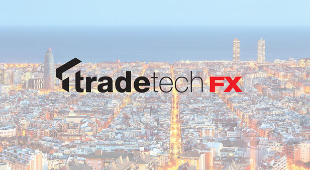ipushpull presenting at TradeTech FX Europe 2018 in Barcelona