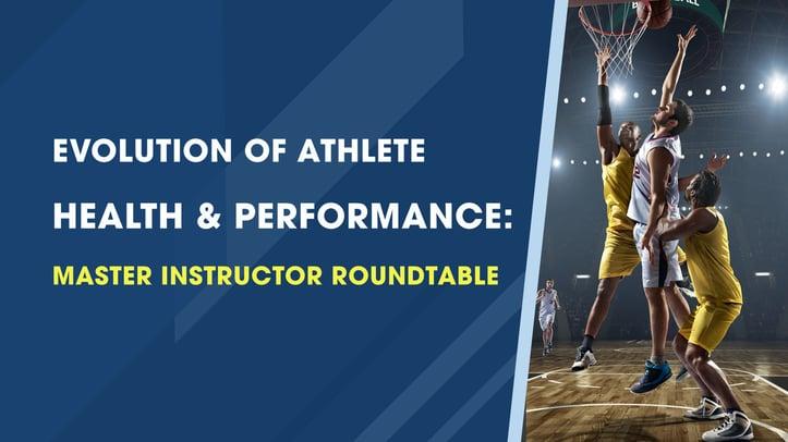 Master Instructor Roundtable: Training professional athletes