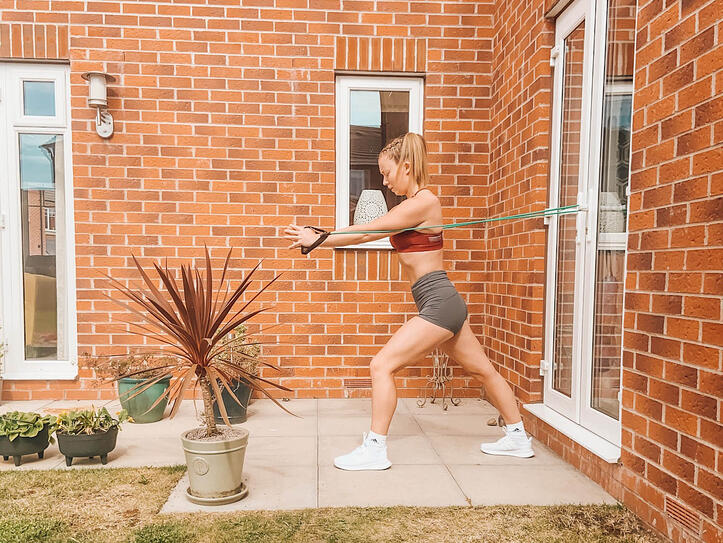 Home Workouts: The 'New Normal'
