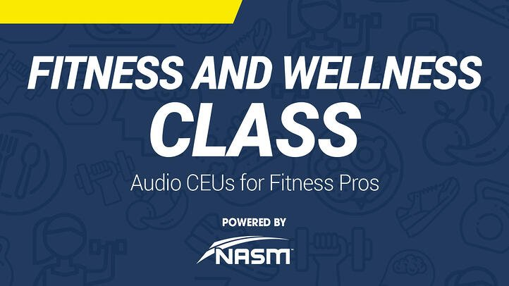 Fitness and Wellness Class: Know Your Competition! Then Make Them Sweat!