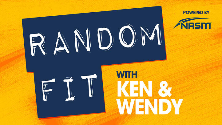 Random Fit: Rocking Out About the Nervous System