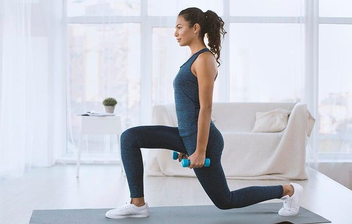 8个提示在大流行期间转回家庭锻炼的提示