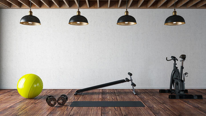 How to Build An Affordable Home Gym