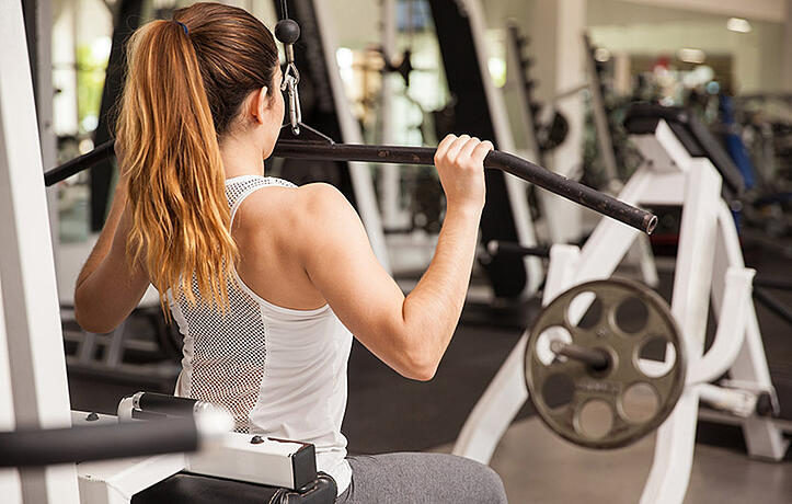 The Biomechanics of the Lat Pulldown: Grips and Form