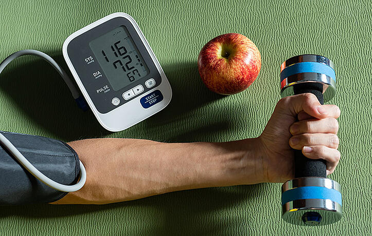 Low Blood Pressure and Exercise: What to Look Out For