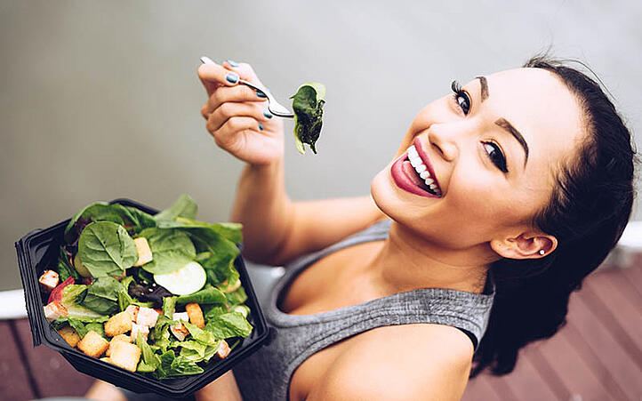 How Plant-Based Diets Affect Weight Loss