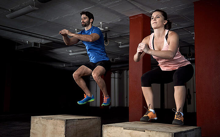 Plyometrics: Developing Power in Everyday Athletes