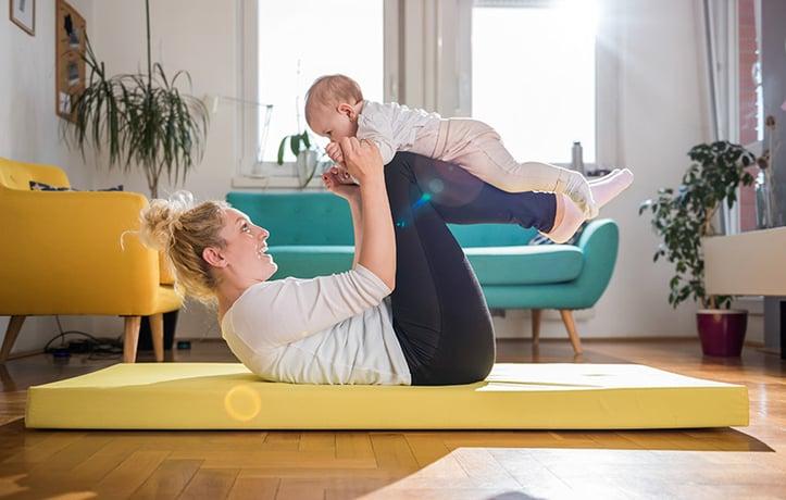 Energetic Workout for Postnatal Clients (Video + Transcript)