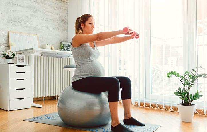 Safe Pregnancy Exercises for Each Trimester: Prenatal Workouts