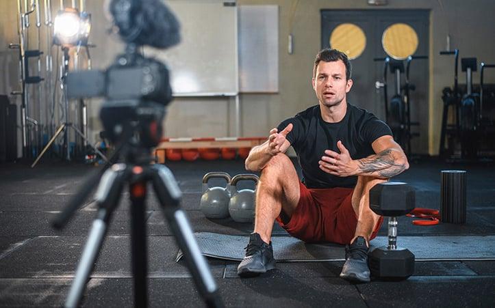 Personal Training During Lockdown (Video + Transcript)