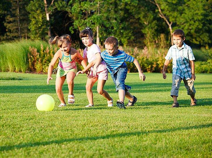 Enhancing General Fitness and Athletic Performance for Children