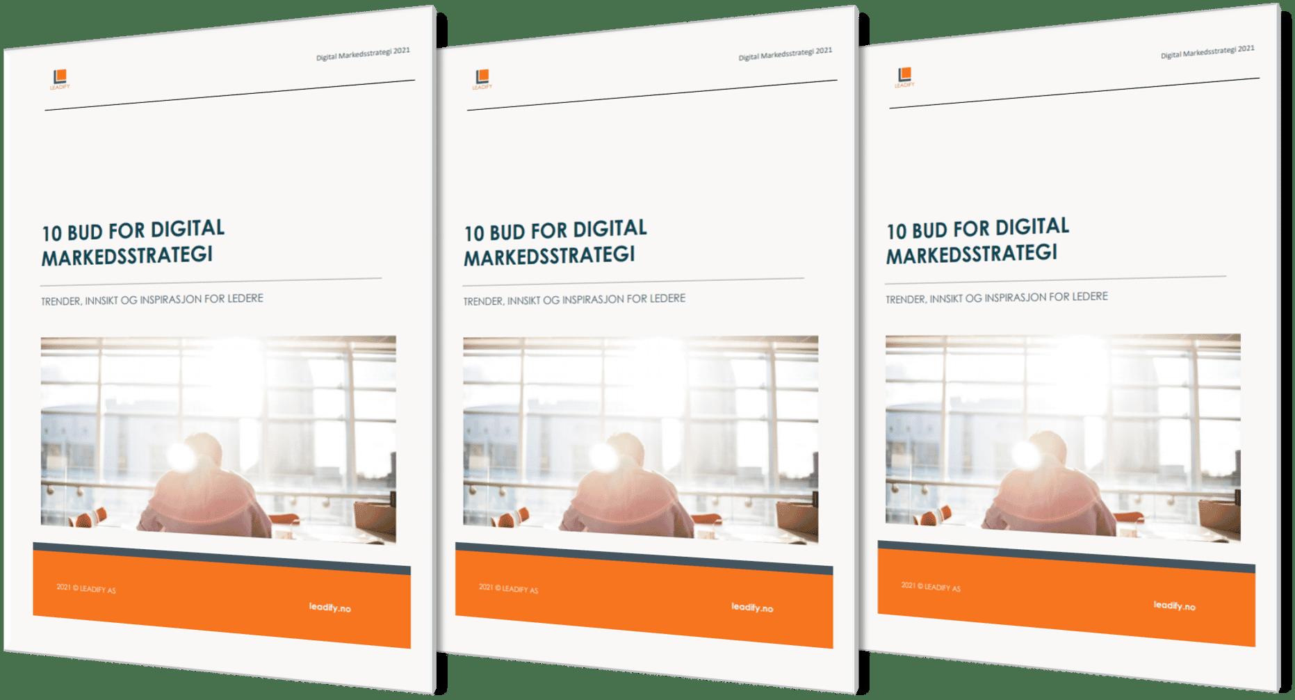 10 bud for Digital Markedsstrategi_3Dx3