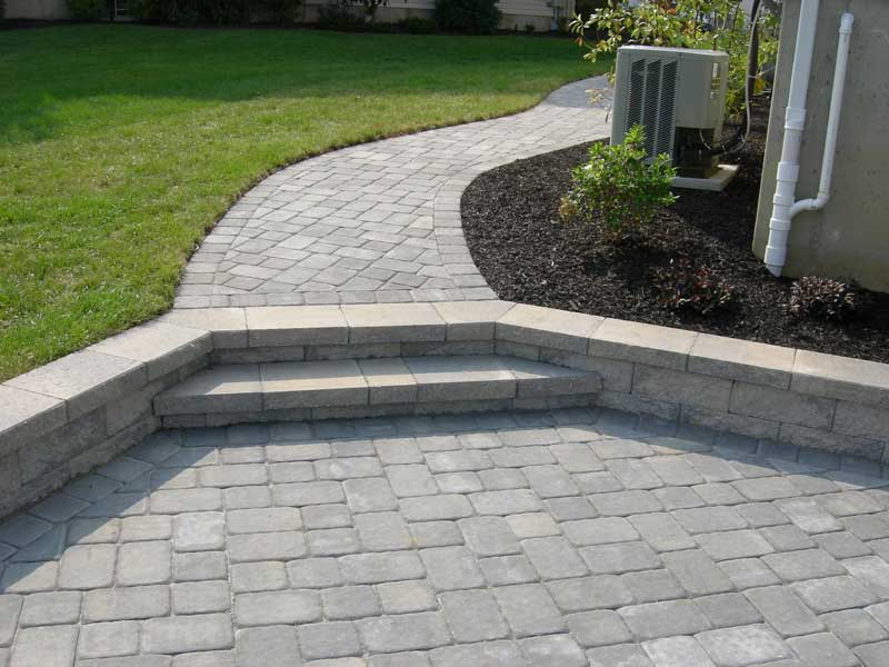 Garden Stone Path Ideas And Gallery