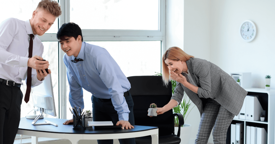 April Fools' Day: Office Pranks Gone Too Far