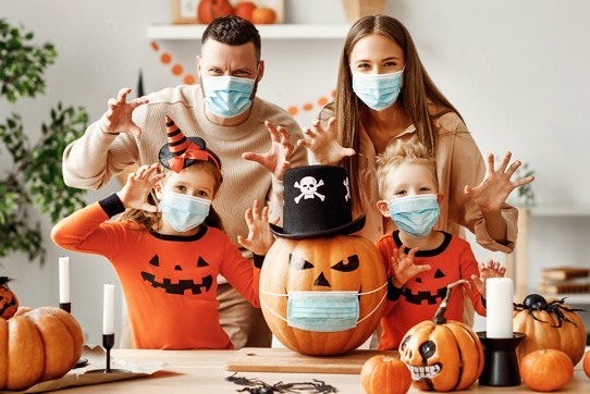 The Global Pandemic is Haunting Halloween: These Safety Tips Help Take the Fright from the Night