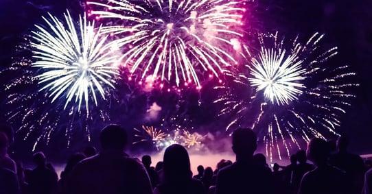 Kansas City Fourth of July 2021 Fireworks Displays