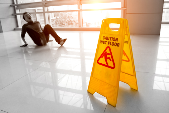 5 Ways to Keep Slips, Trips and Falls from Tripping Up Your Workplace