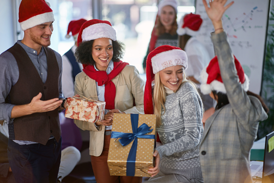 Company Holiday Party Ideas During COVID