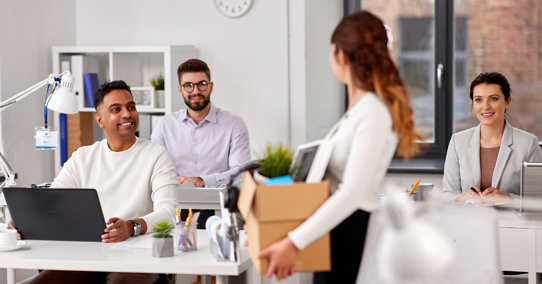What to Say When an Employee Resigns