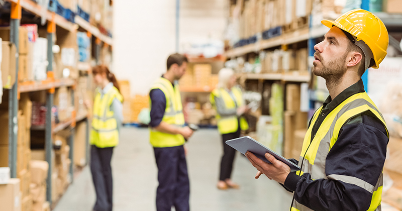 Anywhere for Logistics—Mobile App: Top 5 Customer FAQs