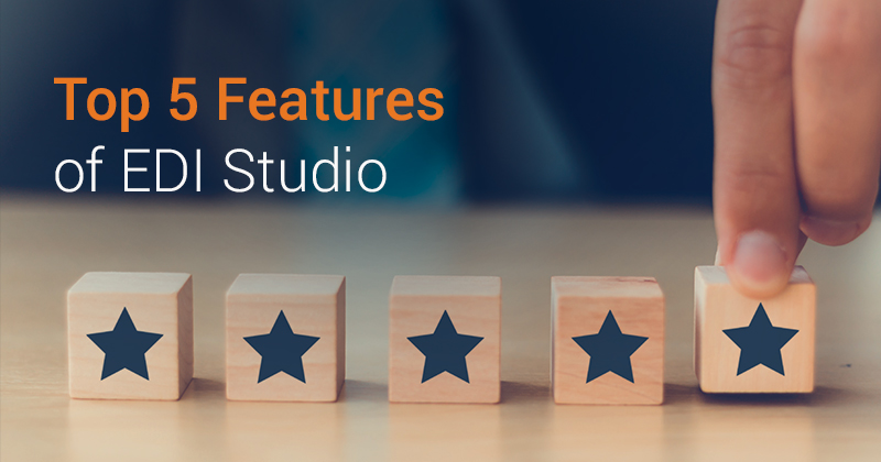 What are the Top 5 Features of To-Increase EDI Studio?