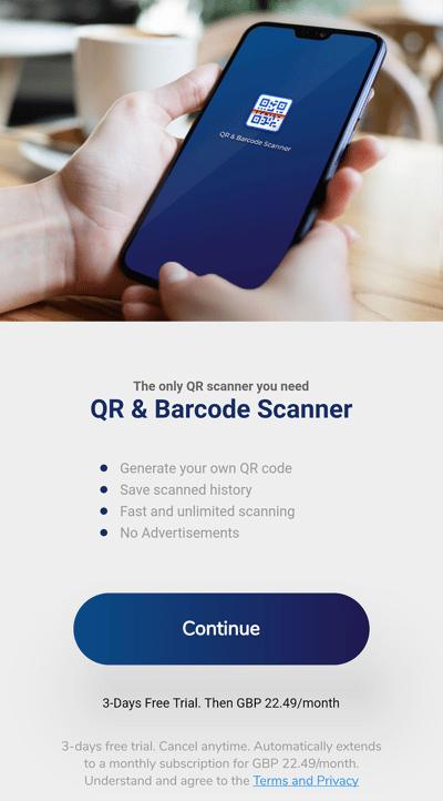 QR_Code_Reader_Fleeceware