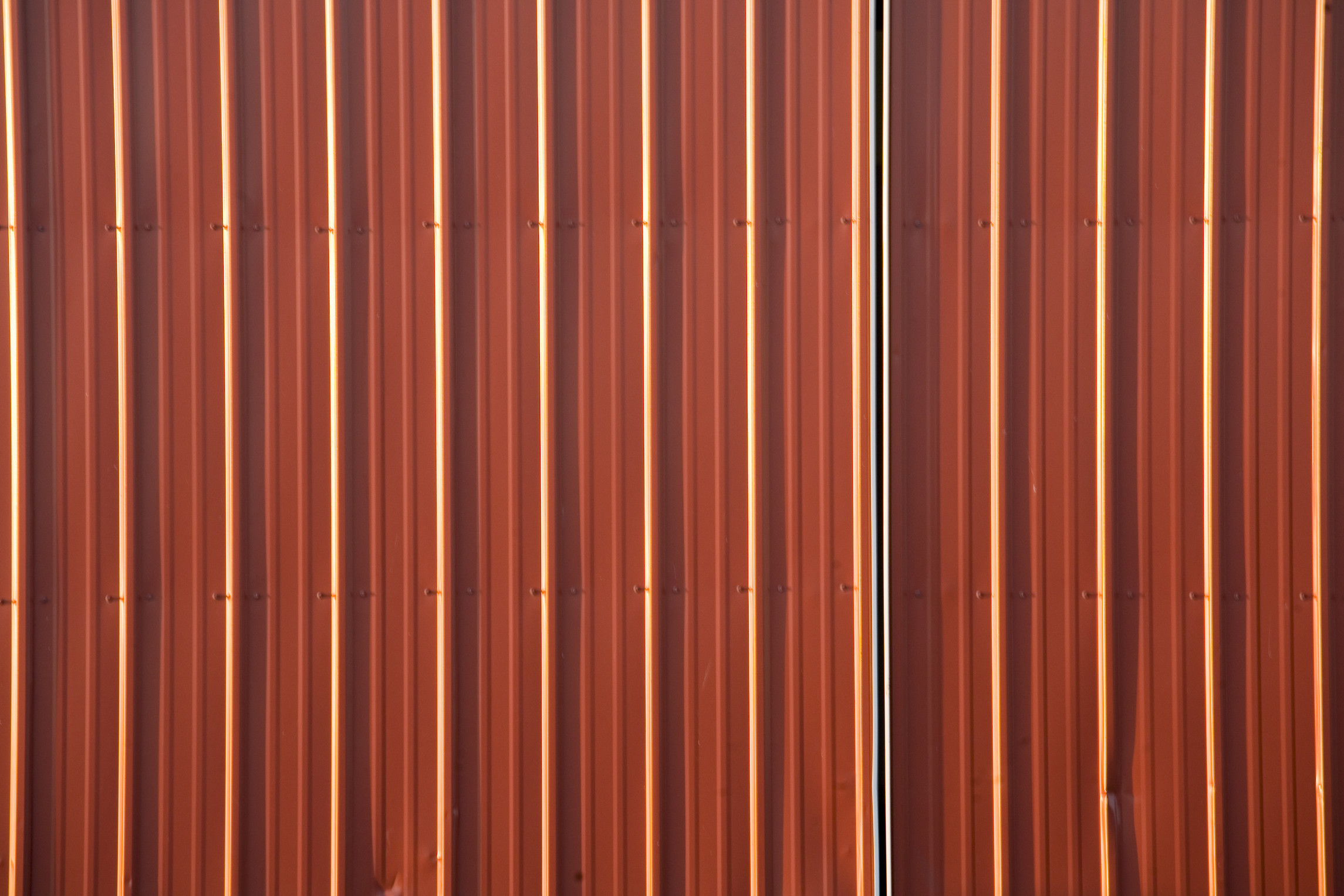 Metal Siding Sheets : Corrugated red metal sheet veracruz all natural mood