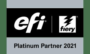 EFI-Fiery Platinum Partner